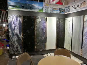 YEYANG COVERING STONE FAIR_#1789 with new China Marble