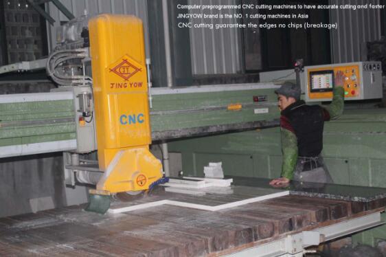 JINGYOW CNC cutting machines