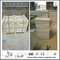 High Polished Arabescato Venato White Marble for Bathroom Decoration (YQW-MSA063001)
