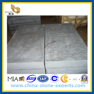Honed Grey Paving Basalt Stone for Step Tile(YQG-PV1018)