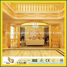 Chinese Yellow Honey Onyx for Wall or Floor Decoration