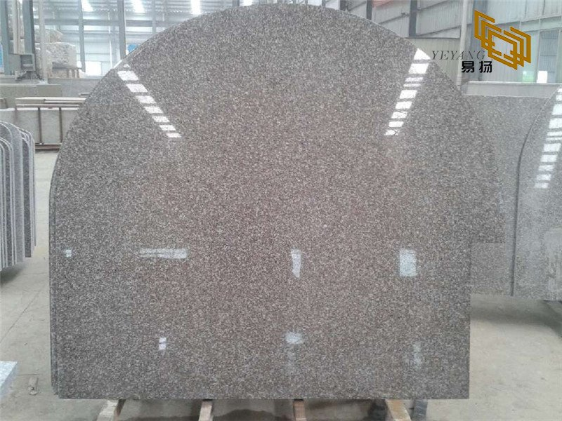 G664 Bainbrook Pink Granite Vanity Tops for Bathroom Decoration (YQW-11026C)