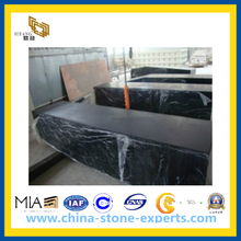 Mongolia Black Granite Tiles for Wall and Floor (YQW-BT10024 )