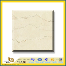 Polished Natural Stone Bianco Perlino Marble Slabs for Wall/Flooring (YQC)