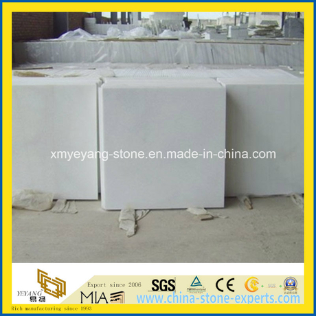 Crystal White / Pure White Marble Walling or Flooring