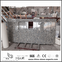 Choose Bianco Taupe Granite Countertop for Kitchen/Bathroom (YQW-GC0524021)