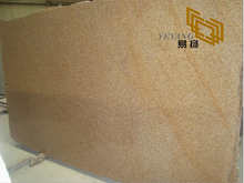 G682 Milky Yellow Granite Slabs for Hotel Kitchen Countertop and Tiles (YQW-11010G)