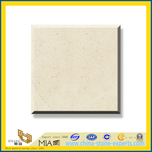 Polished Natural Stone Busa Beige Marble Slabs for Wall/Flooring (YQC)