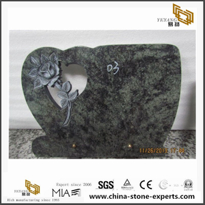 Popular Granite Memorials Plaques from Owned Factory