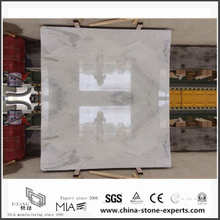 Durable New Arabescato Venato White Marble Slab for Bathroom Tile (YQW-MSA06052201)