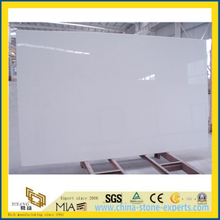 Milk White Artificial Marble for Interior and Exterior Decoration (YYT)