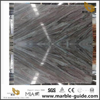 Beautiful Palissandro Classico Blue Marble Stone Slabs for Countertops and Floor Tiles