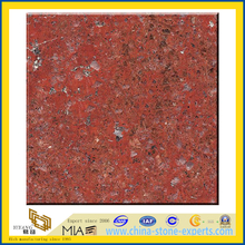 Polished Red Granite Slabs for Wall Tile / Countertops (YQZ-G1005)