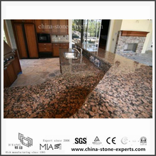 Different Natural Baltic Brown Granite Countertop for Kitchen,Hotel (YQW-GC06051912)