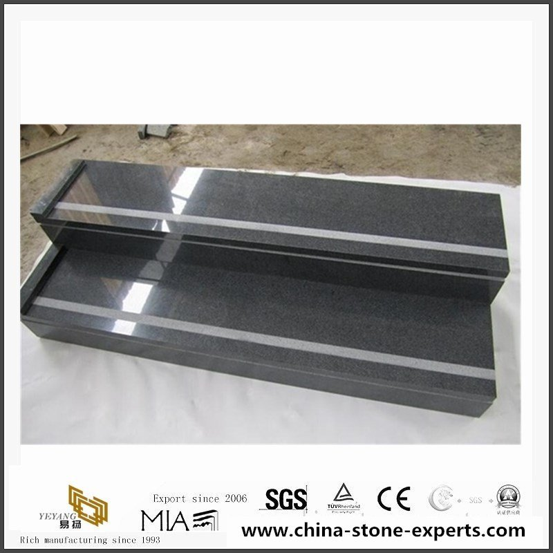 China Natural Stone G654 Granite Stair steps Outdoor Designs3