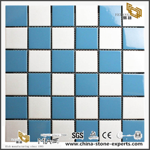 Discount Products Glazed Porcelain Ceramic Mosaic