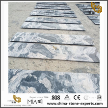 Multicolor Grey Granite Slabs for sale