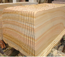 Landscape Sandstone Slabs for Wall Cladding, Flooring(YQG-CS1002)