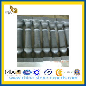 Grey Granite Basalt Stone Baluster for Building(YQG-PV1023)