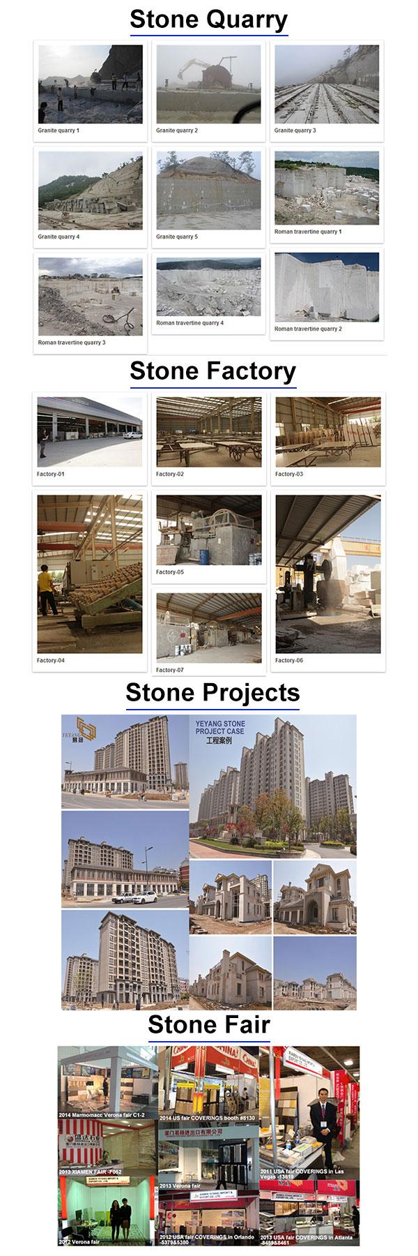 Roman Travertine Slab for Home Wall & Floor Tile or Countertops