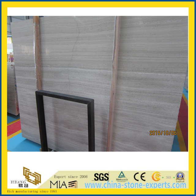 White Wood Grain Marble, Oak White Marble, White Wooden Marble