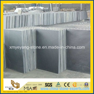 Natural Black Slate Floor Tile / Roof Tile for Building Materials