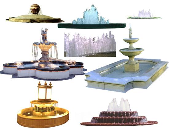 water stone fountain 02