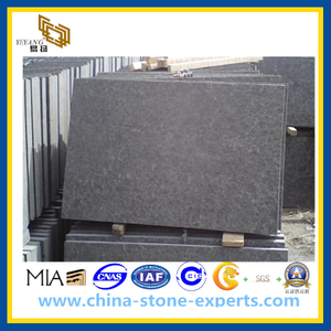 Natural Black Basalt Tiles for Floor Paving(YQG-PV1016)