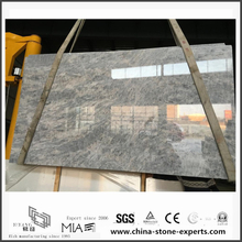 High Polished New Vermont Grey Marble for Wall & Floor Tiles (YQW-MS060601)