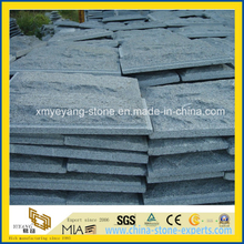G654 Padang Dark Grey Graniite Mushroom Stone for Exterior Wall