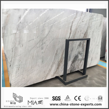 New Polished Arabescato Venato White Marble for Countertops (YQW-MSA0621003)
