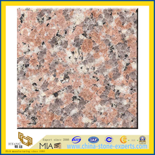 Polished Red G696 Granite Slabs for Countertops (YQZ-G1034)