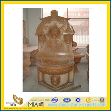Granite Marble Wall Fountain for Ornament(YQC)
