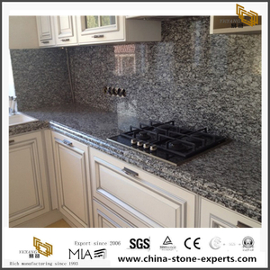Sea Wave Flower Granite For Kitchen Countertop Wholesale