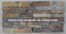 Rusty Slate Natural Culture Stone for Wall Panel