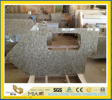 Autumn Gold Granite Countertop for Building Project-YYM