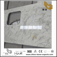 Luxury Andromeda White Granite Counter tops for Bath Decor (YQW-GC0714016)