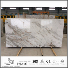 New Arabescato Venato White Marble for Indoor Backgrounds (YQW-MSA21011)