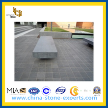 Natural Black Stone Basalt for Slab, Tile, Paver, Countertop (Yqw-BS7761)