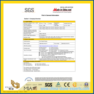 2015-SGS-Audited-Report-of-Fujian-Yuanhong-Construction-Materials-with-YEYANG-Stone-Factory