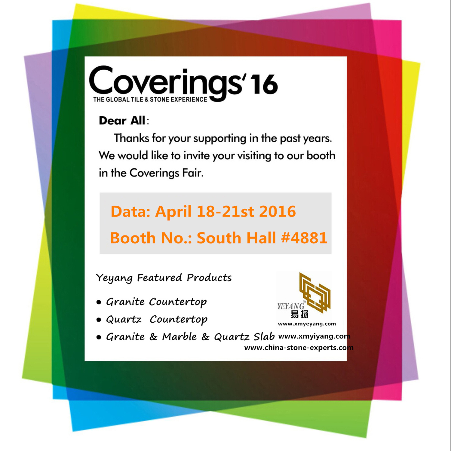coverings_2016 from yeyang stone