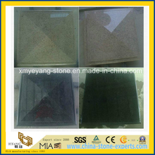 G654 / G682 Natural Granite Wall Cap Stone for Building Material