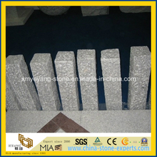 G603 Light Grey Granite Garden Palisade / Garden Fence / Stone Fence