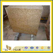 Polished/Flamed/Natural G682 Yellow Granite Floor Tiles