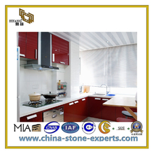 Popular Colorful Artificial Quartz for Tiles, Slabs, Countertops(YQC-ASQ1001)