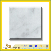 Bianco Carrara Marble Slabs for Wall and Flooring(YQC)