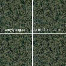 Popular Polished Miyi Green Granite Tile(YQW-GT052401)