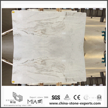 Buy Discount New Arabescato Venato White Marble for Bathroom Vanitytops (YQW-MSA06051904)
