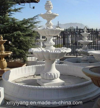 Granite Garden Stone Statue Fountain for Outdoor Decoration
