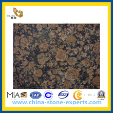 Baltic Brown Slab for Kitchen Countertop (YQA-GC)